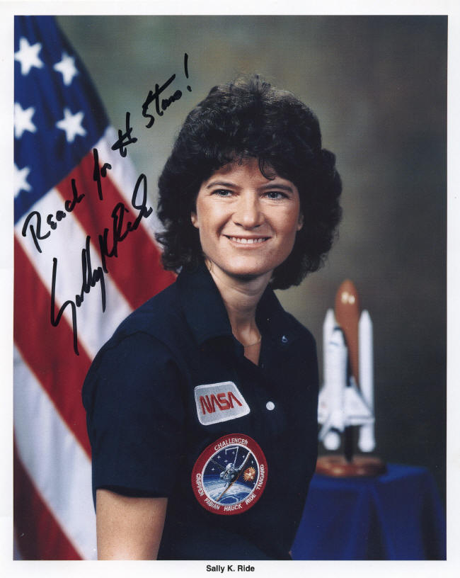after sally ride nasa - photo #23