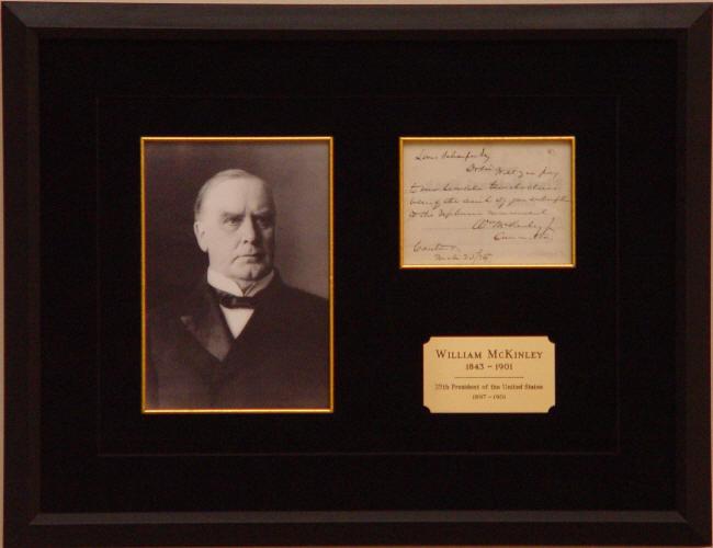 president william mckinley family tree - 650×500